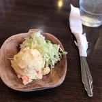 ヨコイ - ランチのミニサラダ