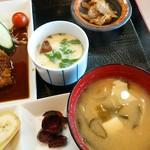 天海 - とんかつ定食(味噌)
