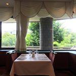 レストラン ミネルバ - 中の様子