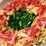 炊き肉 牛ちゃん - 炊き肉 カルビ
