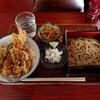 そば屋 きしち - 料理写真:天丼セット(800円)