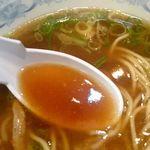 68253048 - いわゆるチェーン系のお味ですが、好きなスープです。