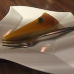 新中国料理レストラン チャイナテラス - チーズケーキ