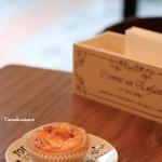 マーガレット タルト カフェ -  エッグタルト