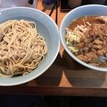 立川マシマシ ロイヤルスープ - 料理写真:【2017.5.26】小つけ麺¥900