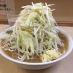 68256844 - ラーメン小・野菜増し・ニンニク少し・麺固め