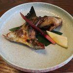 日本料理 梅林 - 鰆のカマ