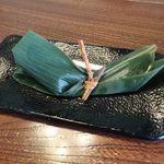 日本料理 梅林 - レンコン餅