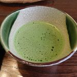 日本料理 梅林 - お抹茶