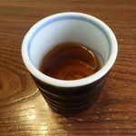 日本料理 梅林 - ほうじ茶