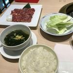 焼肉 なべしま - 料理写真: