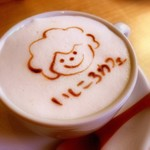 いしころカフェ - お絵かきラテ