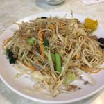 水新菜館 - 〈2017年6月〉上海焼きそば