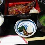 金沢なごみ亭 北都 - うなぎ定食1450円