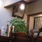 シエル - 「ラジカセ」から大音量で「近畿放送」が流れる店内。「ピンクの電話」が『昭和』ですね♪