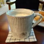 ブルー コーヒー - アインシュペンナー