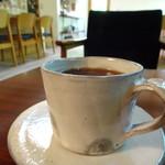 ブルー コーヒー - ブルーマーカー