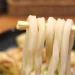 七弐八製麺 - ゴリゴリの剛麺