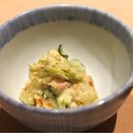 萬 - ポテトサラダ