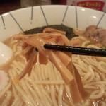 麺恋処 き楽 - メンマ