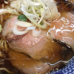 麺屋福丸 - 低温調理チャーシュー