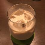 カフェ ヌック - アイスチャイティー