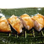 すし 弥助 - 料理写真:煮イカ