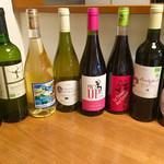木月キッチン - 赤・白ワイン