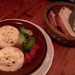楽天酒家 - カマンベールの オーブン焼き (*´v`*)
