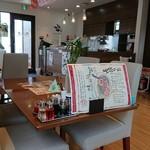 博多長浜麺食堂 ちー坊 - 店内