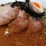 博多長浜麺食堂 ちー坊 - 長浜チャーシュー麺