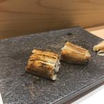 赤坂 鮨葵 - 煮穴子握り
