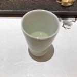 赤坂 鮨葵 - しじみの1番出汁
