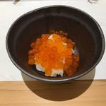 赤坂 鮨葵 - いくら小丼