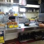 新田毎 - 厨房