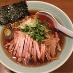 麺通 - 冷やしらーめん 830円
