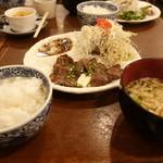 開花屋 - ☆定食スタイルで満腹(#^.^#)☆