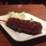 お肉とチーズ Beer STA New Nagoya - 串かつ(みそ)