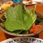 喰海 - ☆巻き野菜(^O^)☆