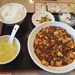68273989 - 本場成都マーボー豆腐定食