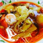 68274611 - サンラータン麺(ランチ)