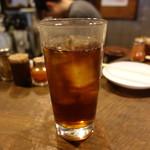 わすれな草 - ☆烏龍茶で乾杯です(^◇^)☆