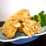 ビーフン東 - 鶏の唐揚げ