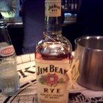 ウエスタン - JIM BEAM RYEJPG