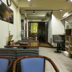 ジャサナ - インド料理 ジャサナ 店内の様子