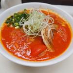 はないち - ハバネロチリトマト麺 950円