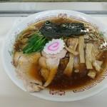青島食堂 - このスープ好きです