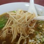 栄屋ミルクホール - 麺リフト