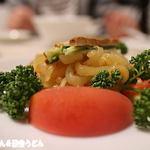 台湾料理 鼎 - くらげの甘酢和え