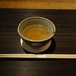 手打蕎麦 むとう - 蕎麦茶